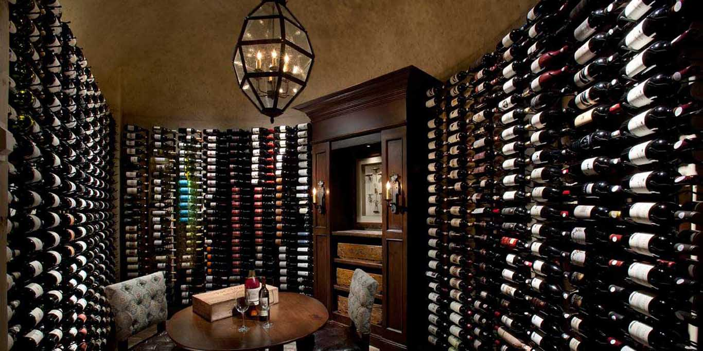 Desert Highlands Wine Room