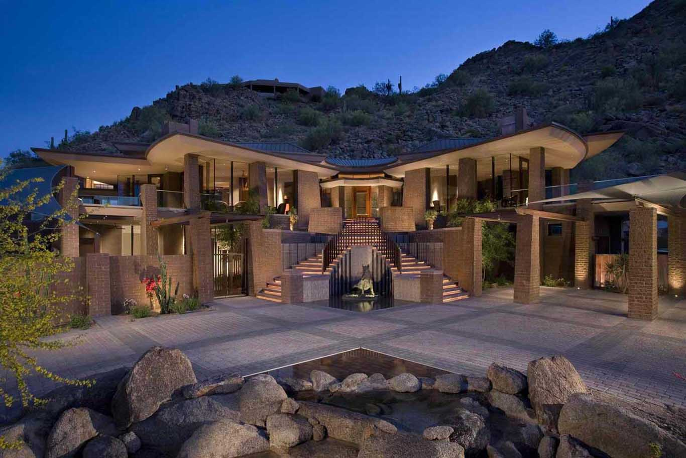 Arizona - Architecture - 1