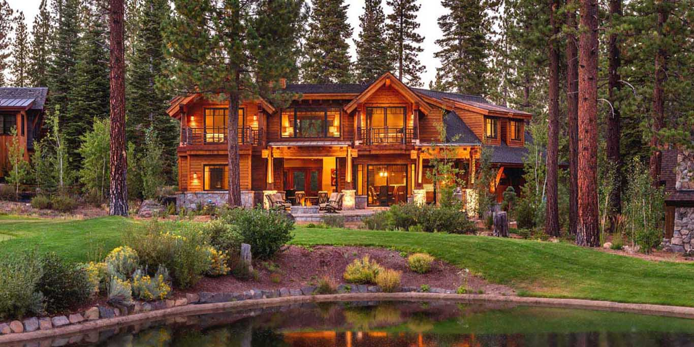 Home Page Martis Camp Lot Custom Residence