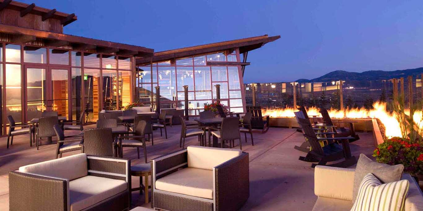 Promontory Outdoor Patio
