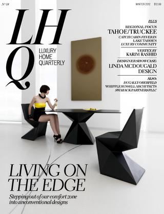 Luxury Home Quarterly Winter 2012