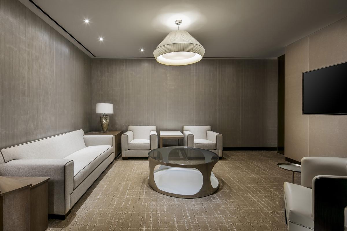 5 Club House Interior By Shay Velich