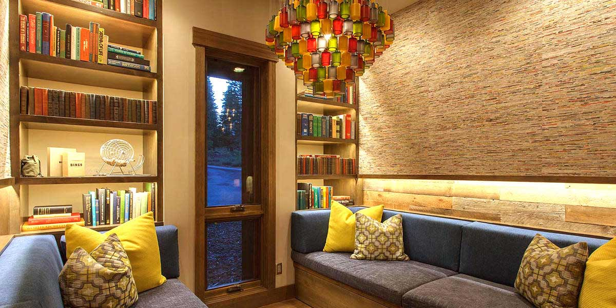 Martis Camp Library