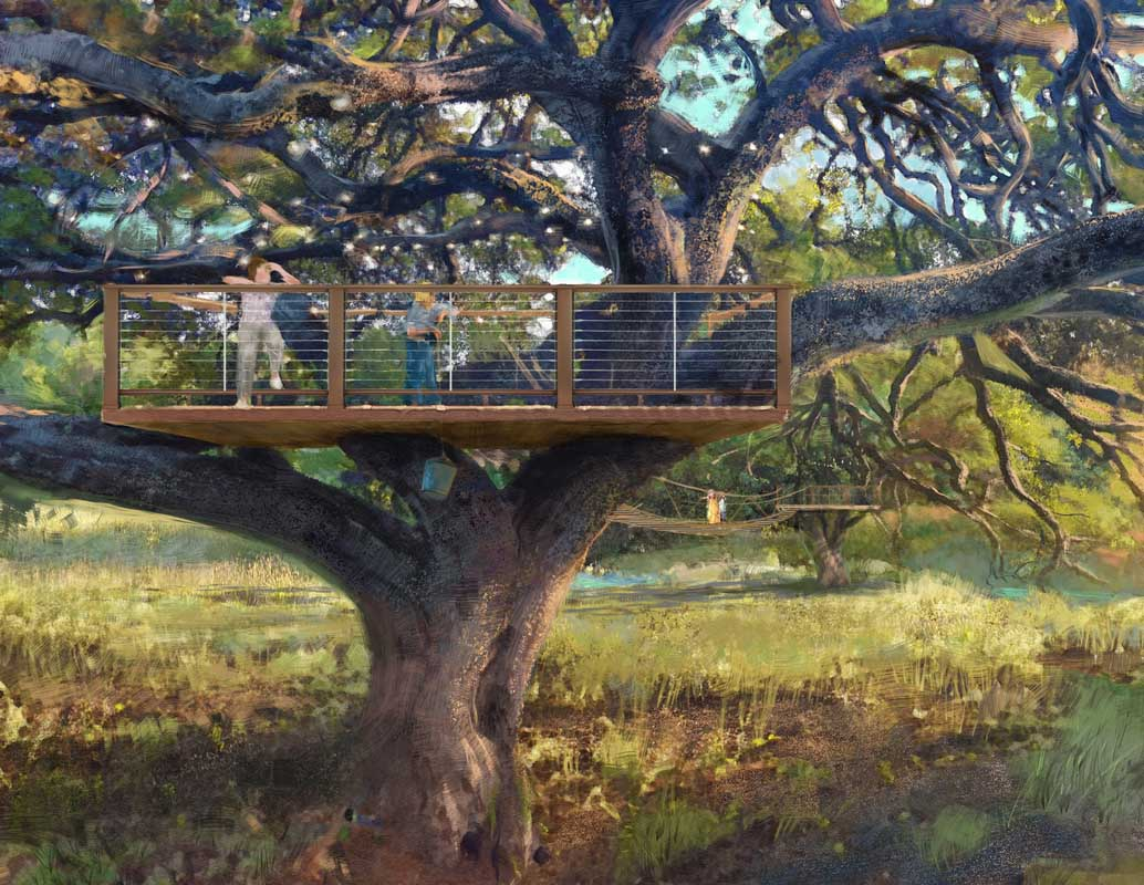 Boot Ranch Tree House 2012