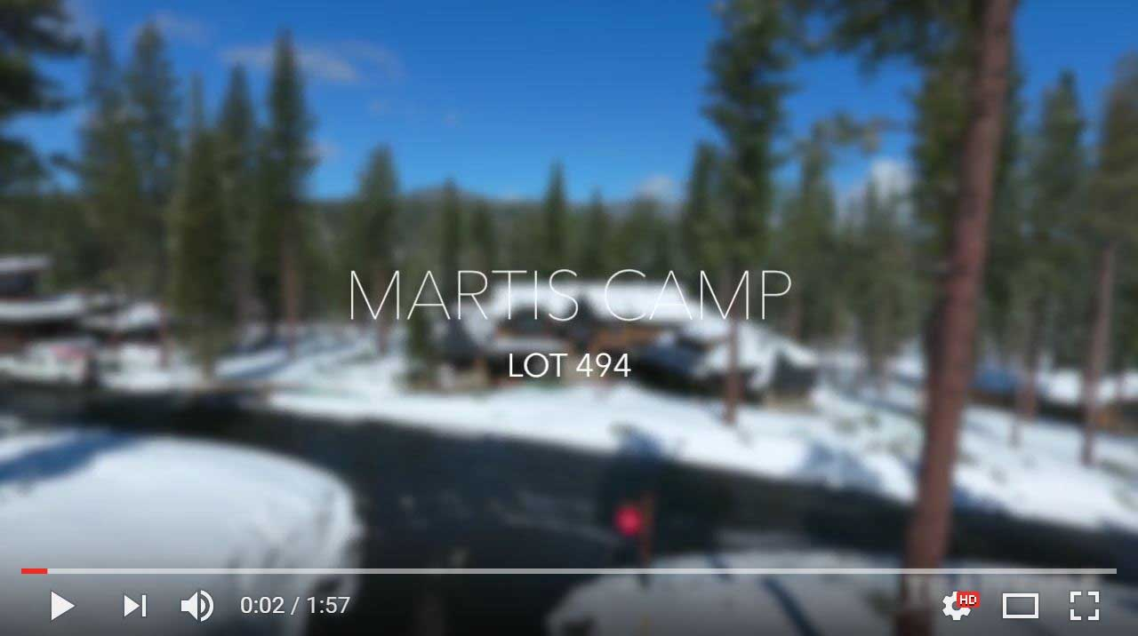 Martis Camp 494video