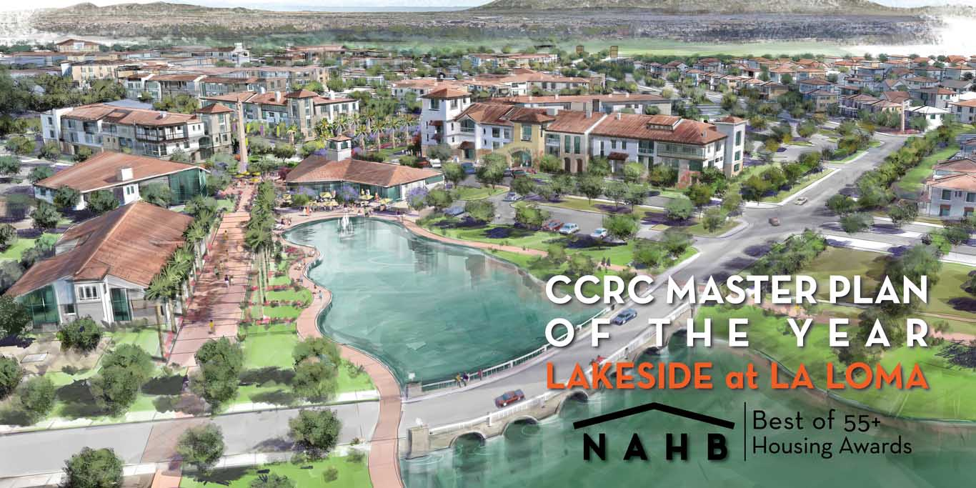 Lakeside At La Loma 2016 Nahb Award
